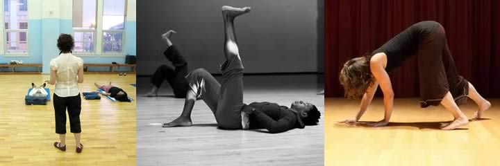 Feldenkrais Awareness Through Movement Classes